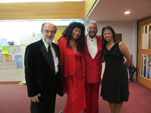 Myles Savage/Platters and Mr Robert Moffa Composer, Conductor and Pianist